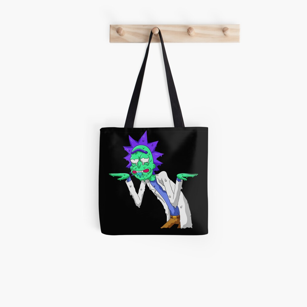 Copy of rick and morty get schwifty Tote Bag