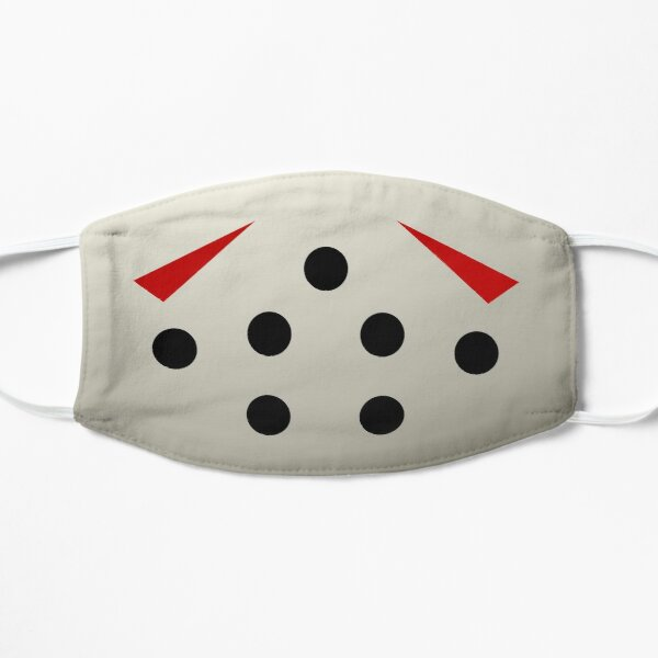 Jason Mask Mascarilla plana