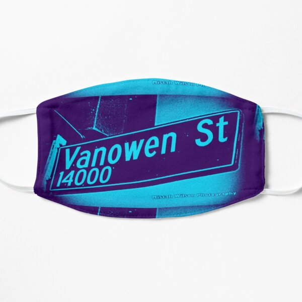 Vanowen Street, SFV, Los Angeles, CA Candy Ice by Mistah Wilson Mask