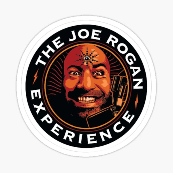Joe Rogan Experience JRE Sticker