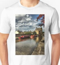 Canal Barges T-Shirt