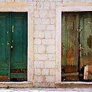 Montenegro Doors by Igor Shrayer