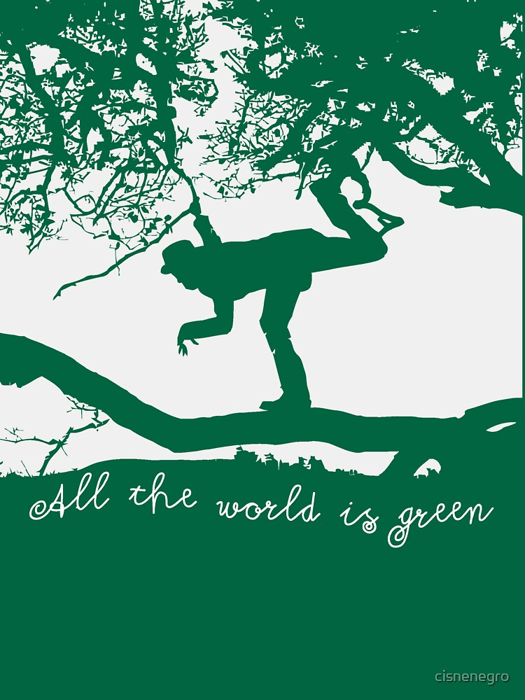 Tom Waits - All the World is Green | Unisex T-Shirt