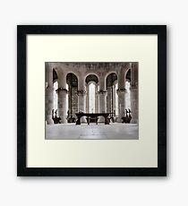 St Conans Kirk Framed Print