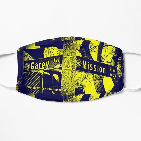 Garey Avenue & Mission Boulevard, Pomona, CA by Mistah Wilson Mask