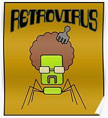 Retrovirus: old virus, new applications Poster