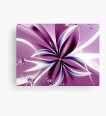For You Violet Canvas Print