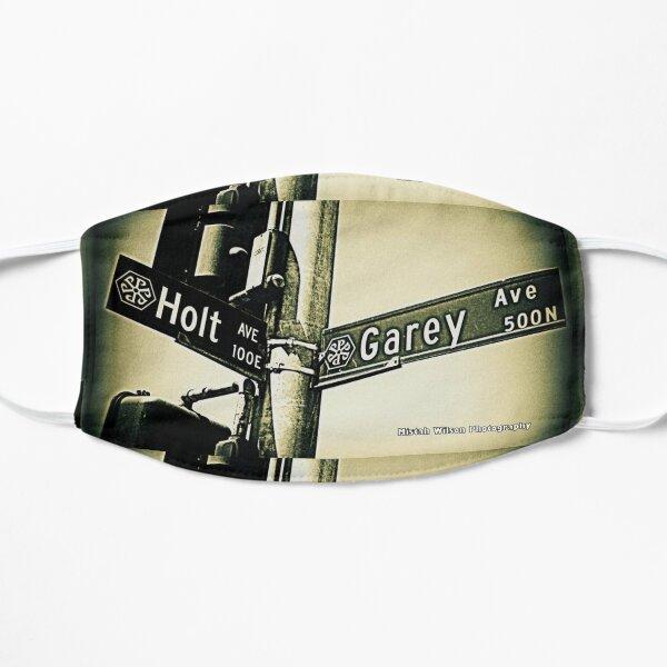 Holt Avenue & Garey Avenue, Pomona, CA by Mistah Wilson Mask