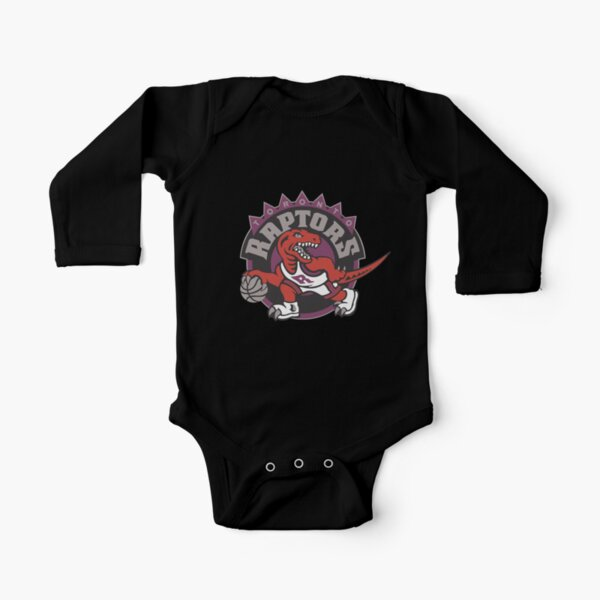 Old,Raptors-Toronto Long Sleeve Baby One-Piece