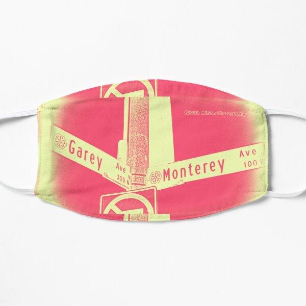 Garey Avenue & Monterey Avenue, Pomona, CA Cream Berry by Mistah Wilson Mask