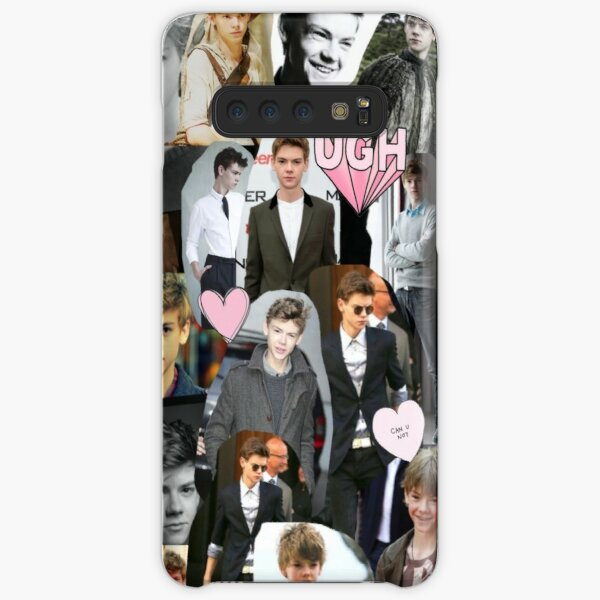 Thomas Brodie-Sangster Collage Samsung Galaxy Snap Case