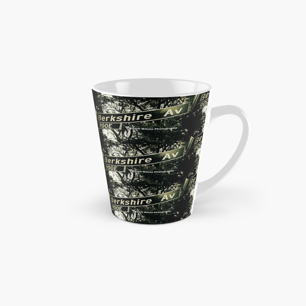 Berkshire Avenue, La Cañada Flintridge, CA by Mistah Wilson Mug