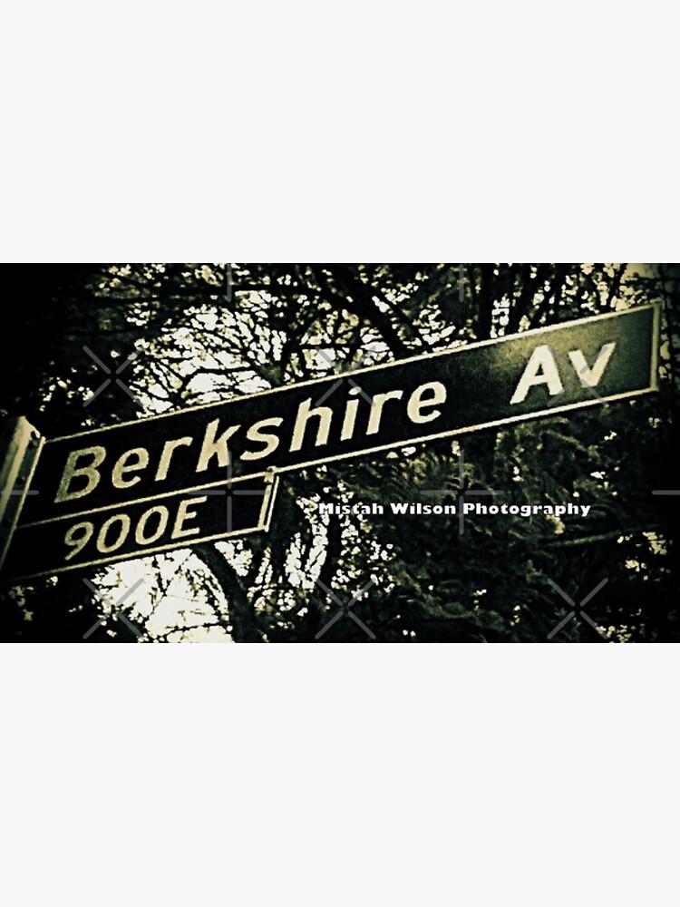 Berkshire Avenue, La Cañada Flintridge, CA by Mistah Wilson by MistahWilson