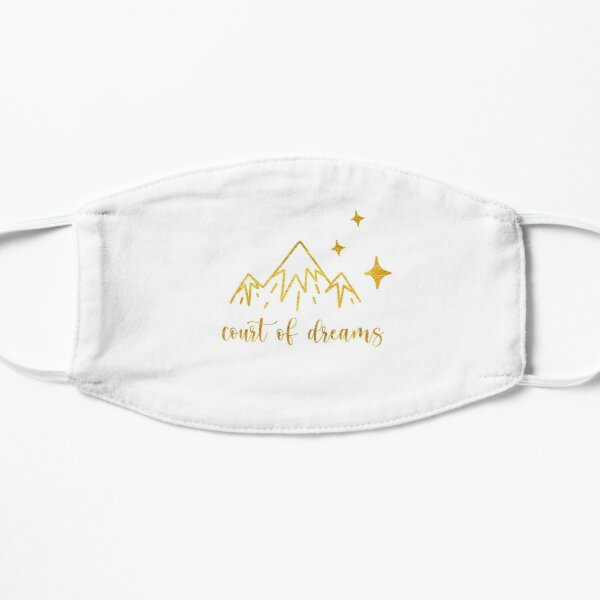 court of dreams mountain Mask
