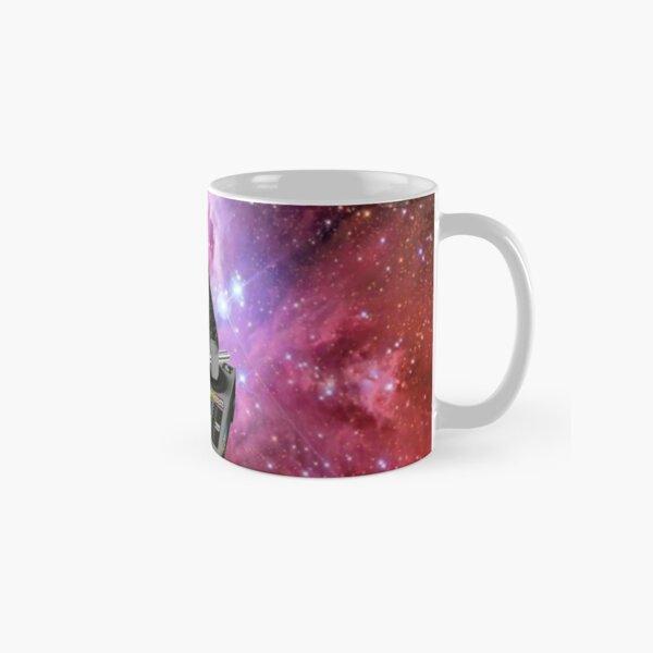 DJ Space Cat Classic Mug