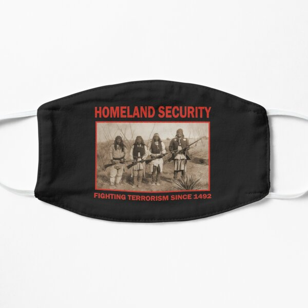 Homeland Security  Mask