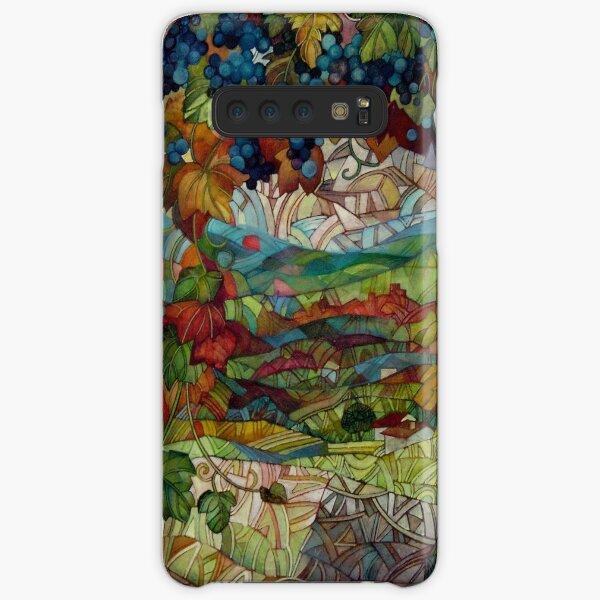 the vineyard Samsung Galaxy Snap Case
