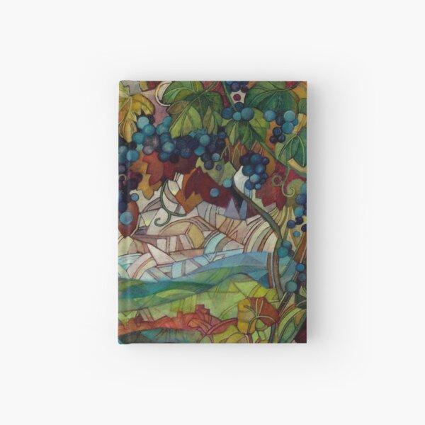 the vineyard Hardcover Journal