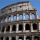 Flavian Amphitheater by phil decocco