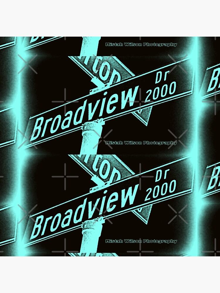 Broadview Drive, Glendale, CA by Mistah Wilson by MistahWilson