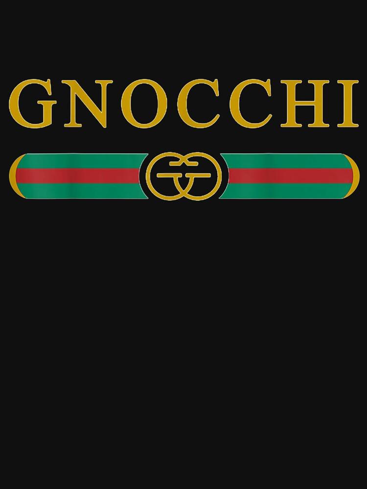 Gnocchi vintage T by OscarCarvallo
