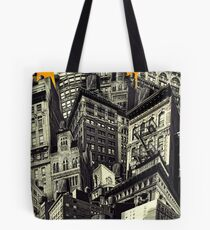 Walls and Towers Tote Bag