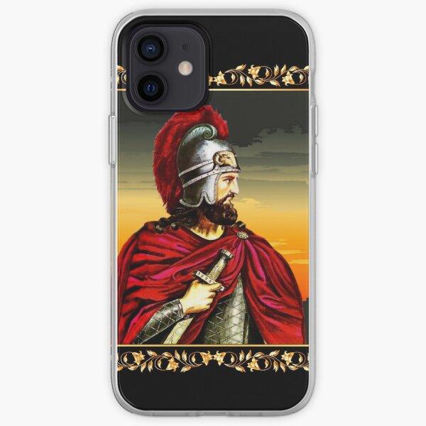 Vardan Mamikonian Վարդան Մամիկոնյան iPhone Soft Case