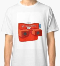 view master images toy art Classic T-Shirt