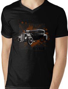 Hot Rod Mens V-Neck T-Shirt