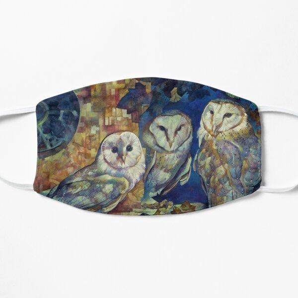 barn owls Mask