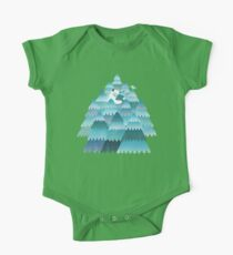 Tree Hugger One Piece - Short Sleeve