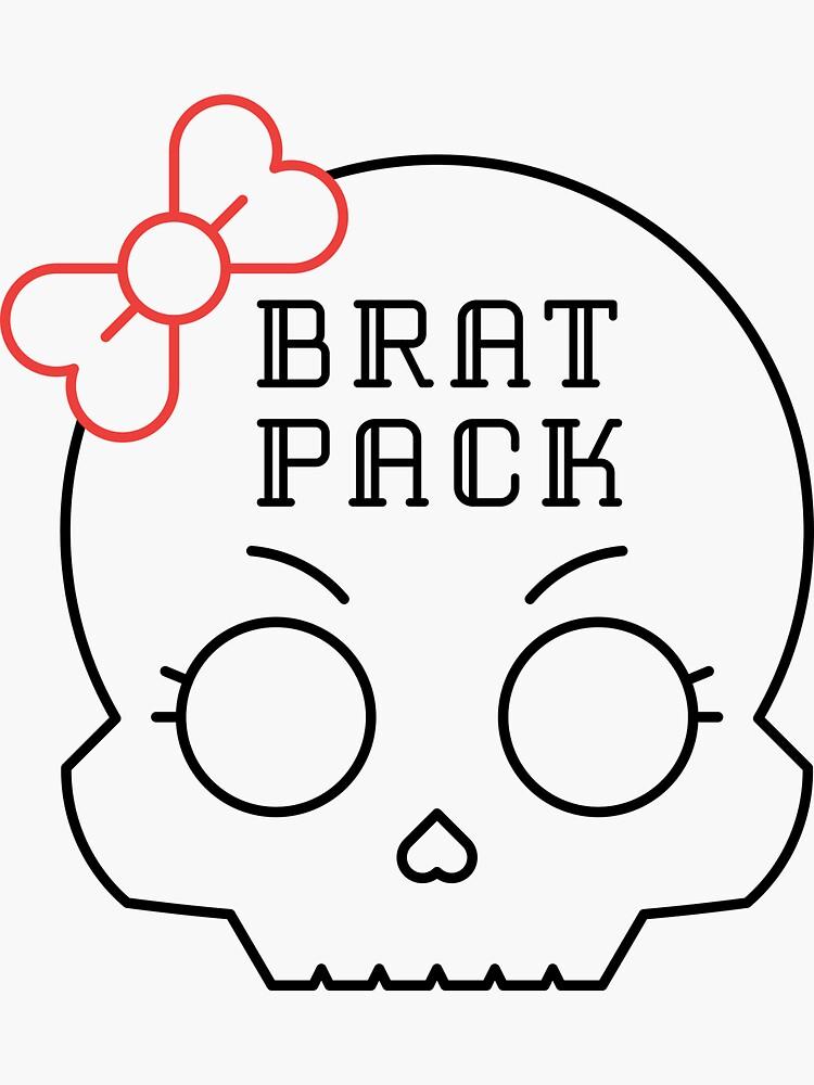 Brat Pack by penandkink