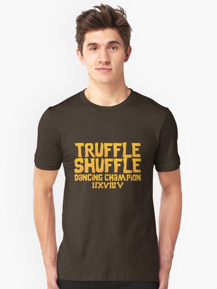 Truffle Shuffle Dance Champion by machmigo