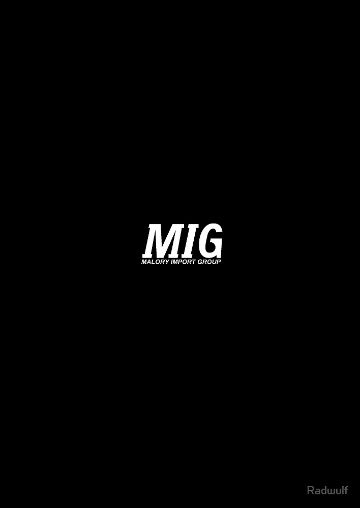 M I G Small II by Radwulf
