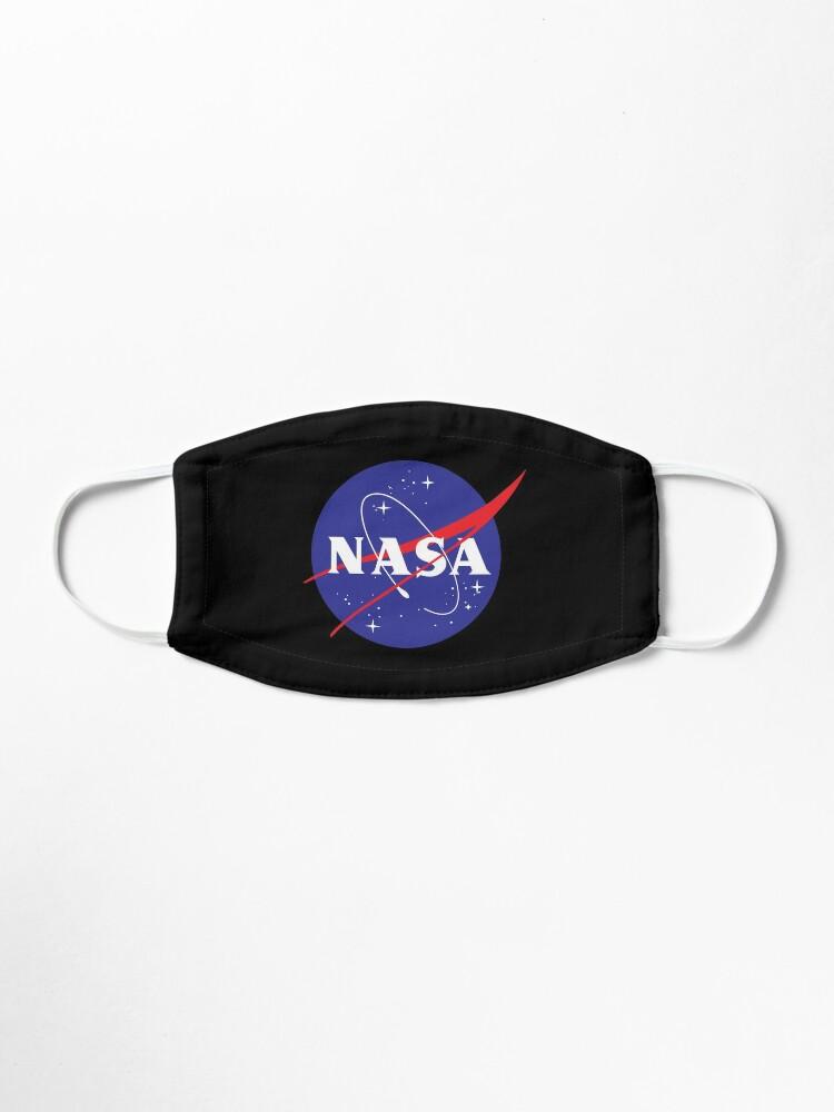 Alternate view of NASA Mask