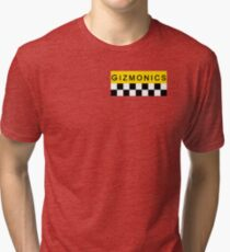 Gizmonics Custodial Uniform Tri-blend T-Shirt