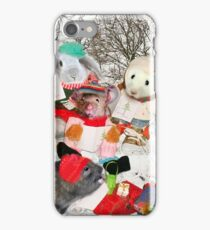 The Rodent Carol Singers iPhone Case/Skin