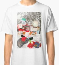 The Rodent Carol Singers Classic T-Shirt