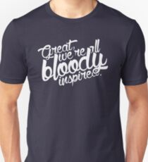 Maze Runner - Bloody Inspired Unisex T-Shirt