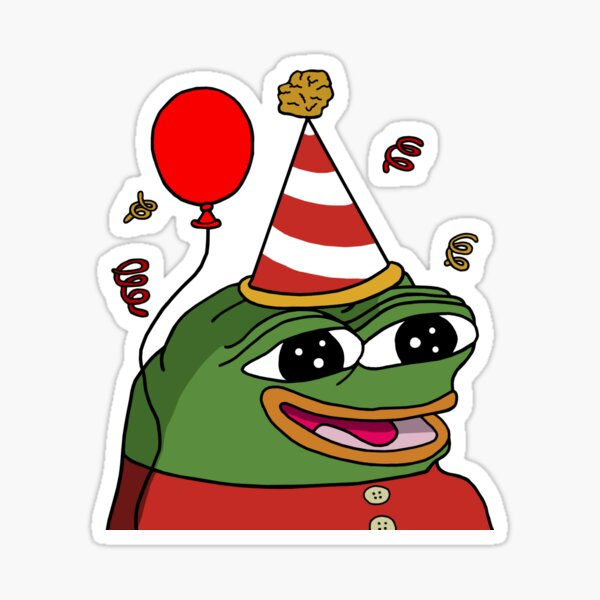 Pepe Birthday Gifts & Merchandise | Redbubble