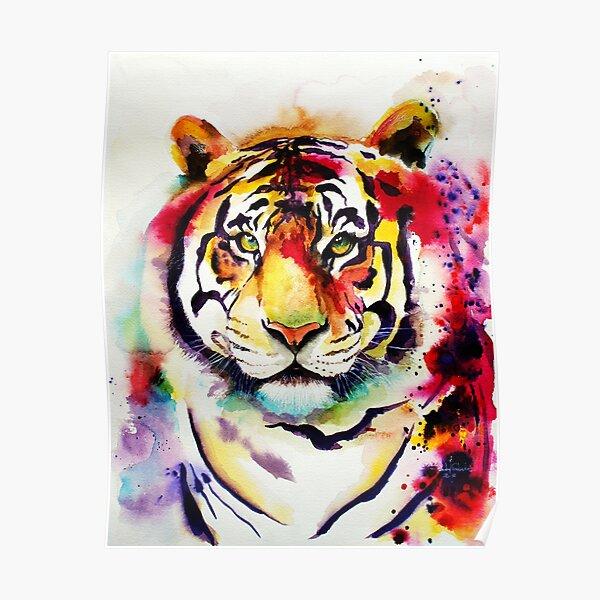 The Big Tiger Poster