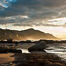 Sunrise at Coalcliff by Dilshara Hill
