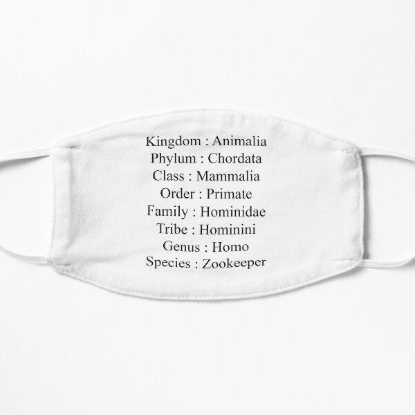 Zookeeper taxonomy Flat Mask