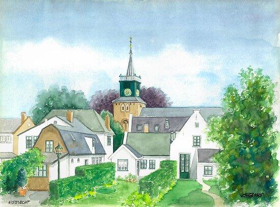 NIGTEVECHT THE NETHERLANDS by RainbowArt