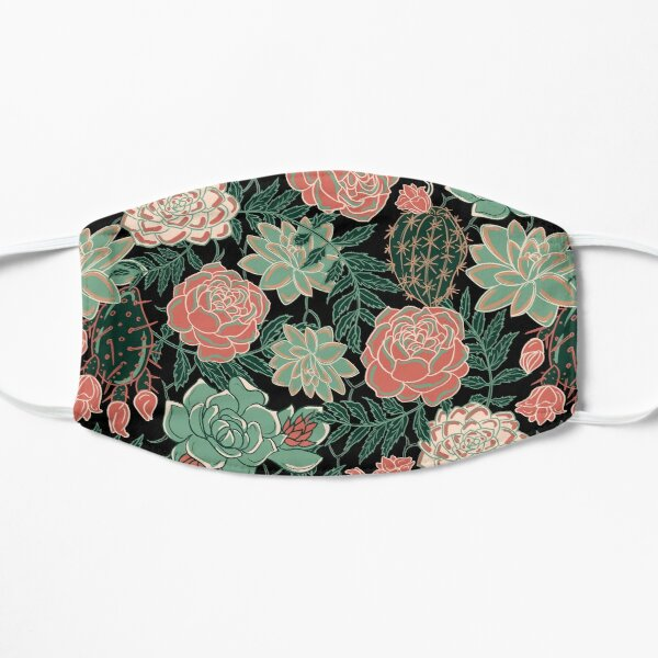 succulent Flat Mask