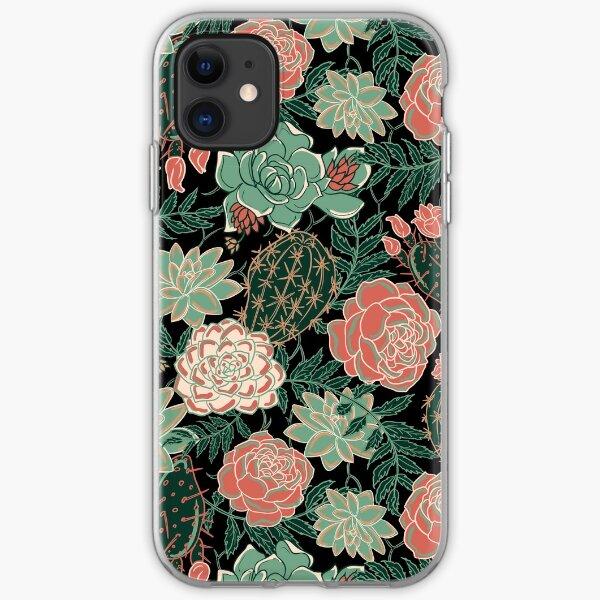 succulent iPhone Soft Case