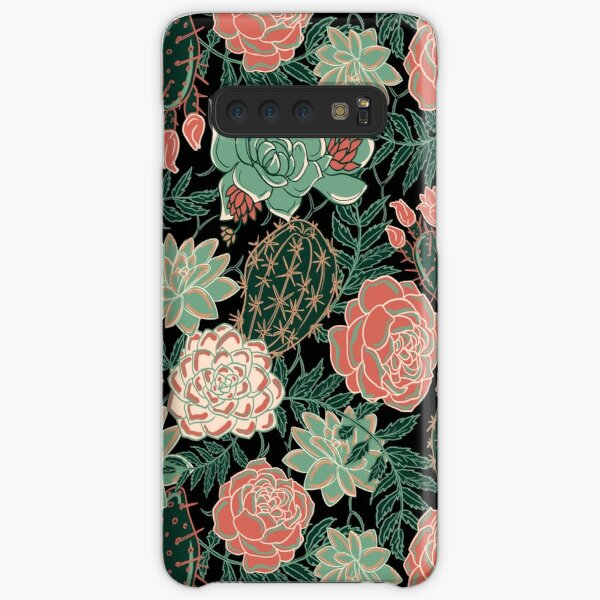 succulent Samsung Galaxy Snap Case