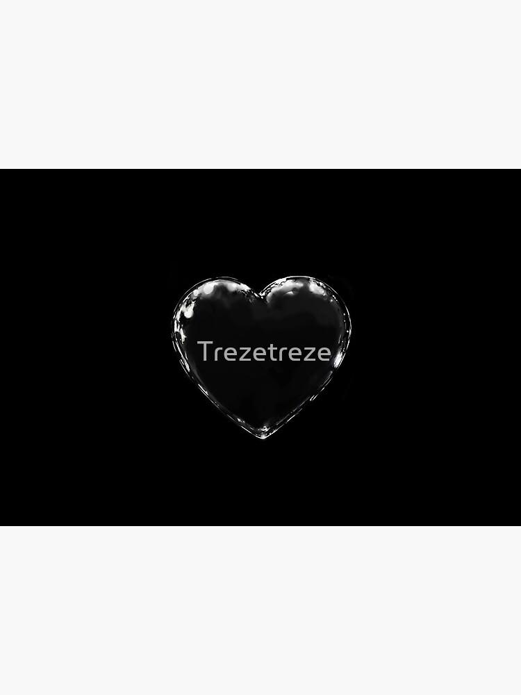 black metal heart ver 2 by Trezetreze