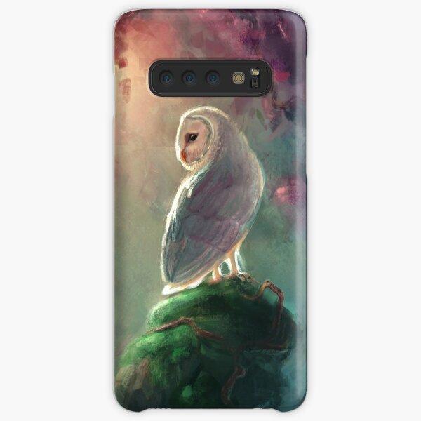 Barn Owl Samsung Galaxy Snap Case