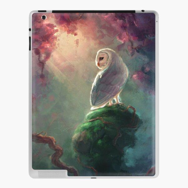 Barn Owl iPad Skin